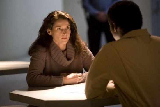 Julia Ormond in The Wronged Man