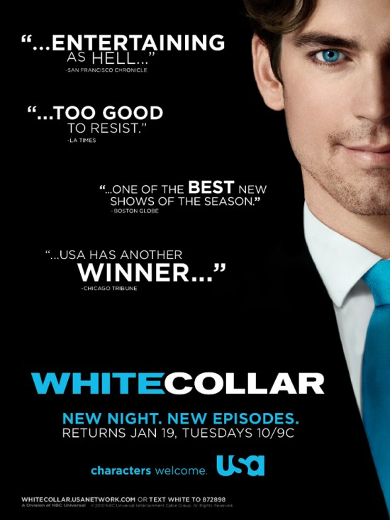 White Collar Season 1.5 poster