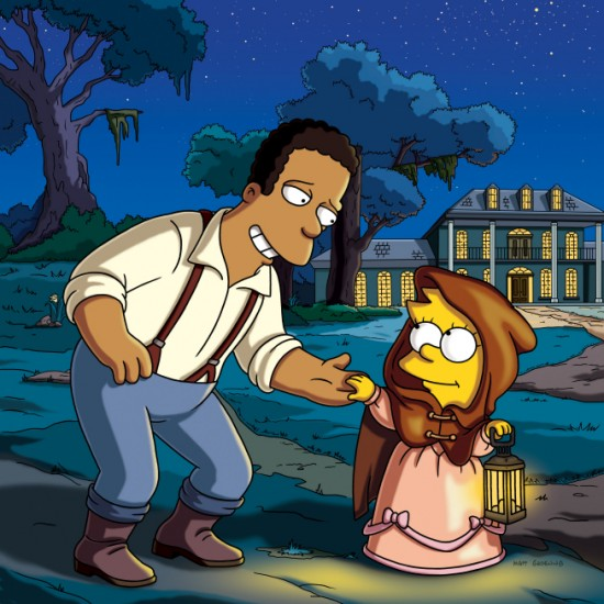 THE SIMPSONS The Color Yellow