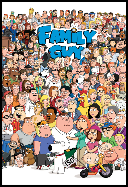 FAMILY GUY Brian and Stewie (9)