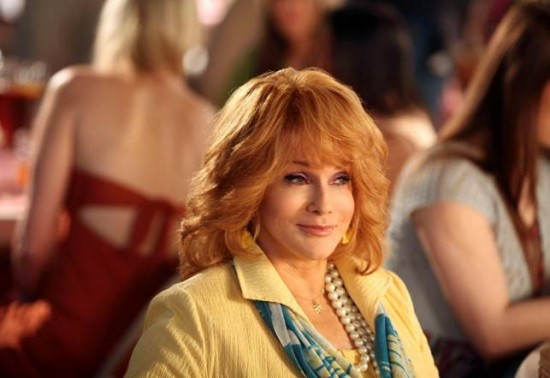 Ann-Margret in Army Wives