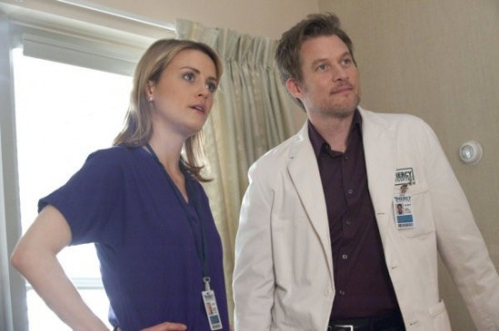 MERCY on NBC - Too Much Attitude And Not Enough Underwear Episode 21