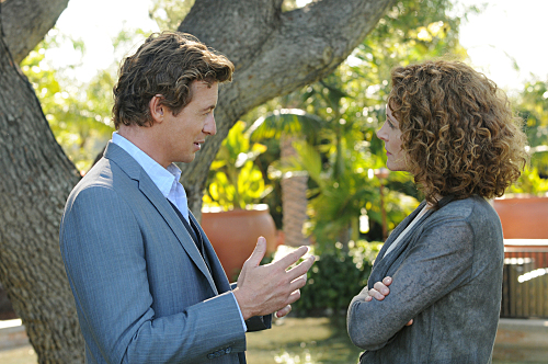 THE MENTALIST - Red Letter