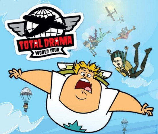 Total Drama World Tour (Cartoon Network)
