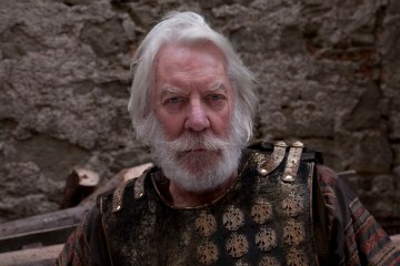 The Pillars of the Earth-Donald Sutherland