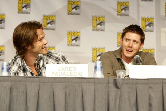 2010 COMIC CON - Supernatural