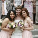 Revenge of Bridesmaids (ABC Family) Raven Symone, Chryssie Whitehead, and JoAnna Garcia