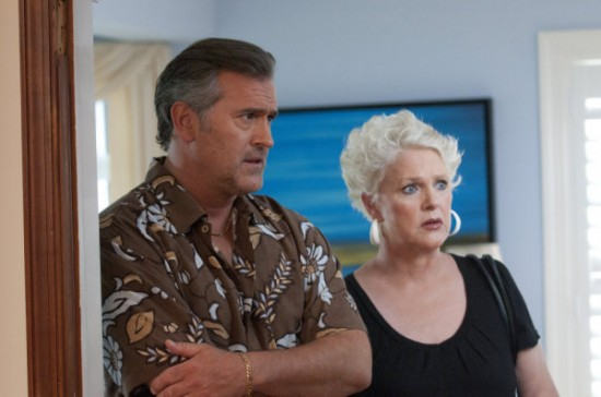 Burn Notice (USA) Past and Future Tense