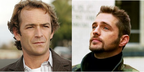 Luke Perry / Jason Priestley