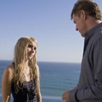 Emma Roberts and Aidan Quinn in WILD CHILD (ABC Family)
