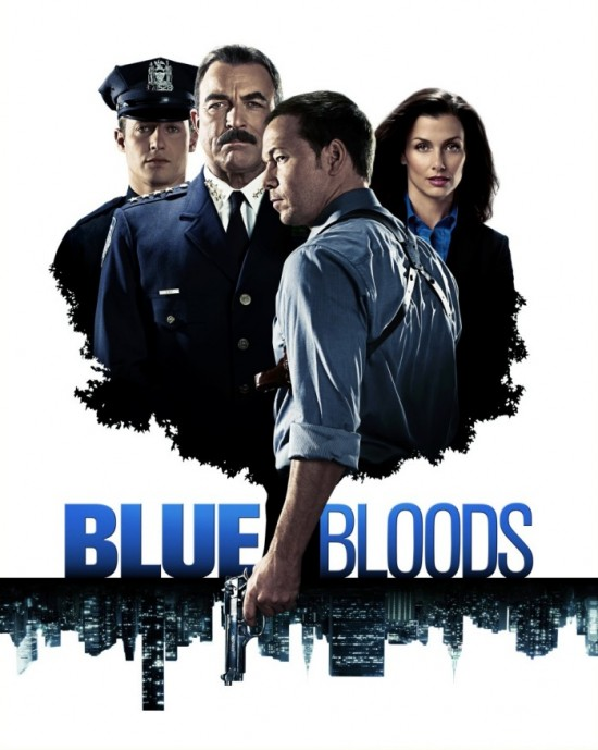 Blue Bloods (CBS) poster