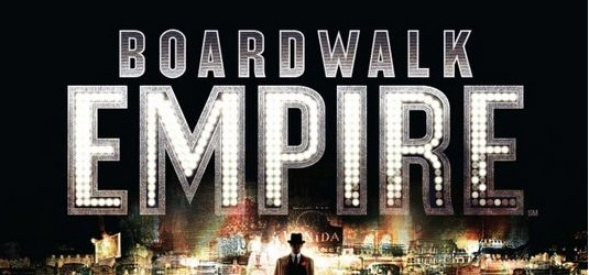 Boardwalk Empire (HBO) poster