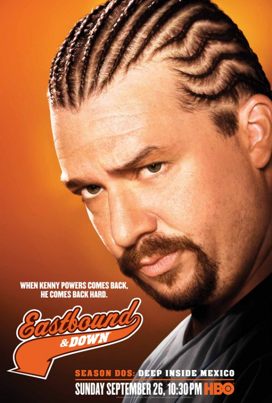 Eastbound & Down (HBO) poster