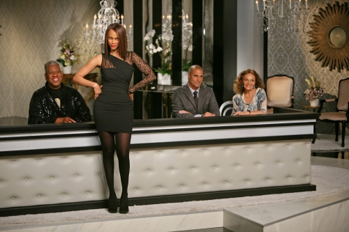 ANTM (The CW) Cycle 15 Episode 2