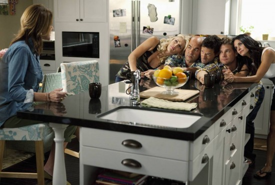 """COUGAR TOWN - """"Let Yourself Go"""""""