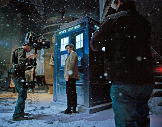 Doctor Who Christmas Special 2010