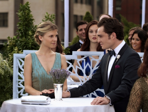 Gossip Girl (CW) A Touch of Eva