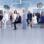 GREY'S ANATOMY (ABC) Season 7 Cast