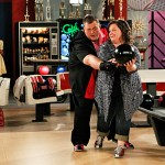MIKE & MOLLY (CBS) First Kiss