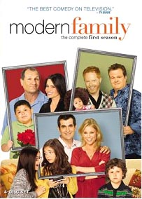 Modern Family Season 1 DVD