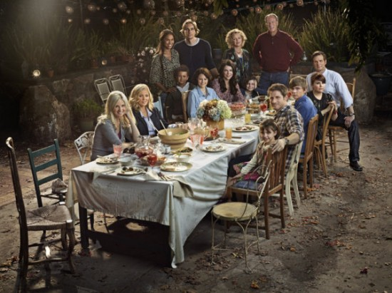 Parenthood (NBC) Season 2 Cast