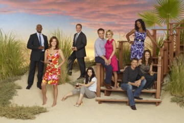 Private Practice (ABC) Season 4 Cast
