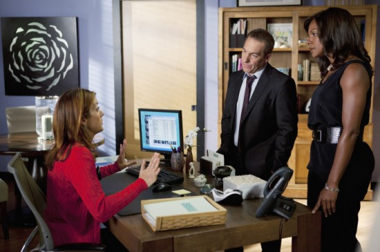 PRIVATE PRACTICE (ABC) Take Two - KATE WALSH, BRIAN BENBEN, AUDRA MCDONALD