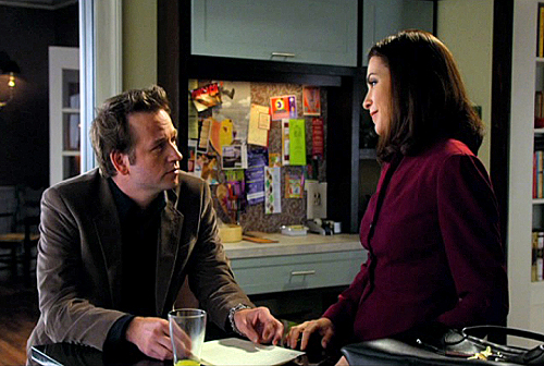 """THE GOOD WIFE """"Breaking Fast"""" CBS"""
