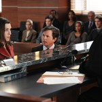 """THE GOOD WIFE """"Poisoned Pill"""" (CBS)"""