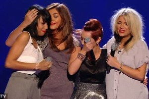 X Factor Results Show 2