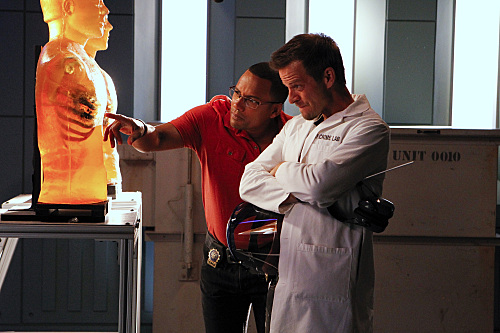 CSI: NY (CBS) Hide Sight