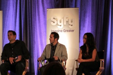 Fact or Faked panel Syfy Press Tour 2010