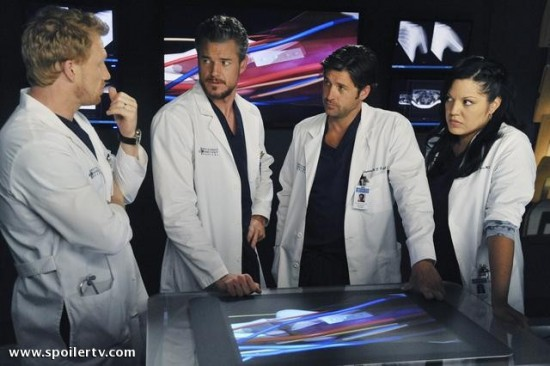 Grey's Anatomy (ABC) These Arms Mine