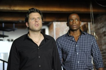 PSYCH - James Roday and Dule Hill
