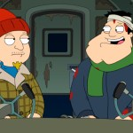AMERICAN DAD For Whom The Sleigh Bell Tolls