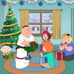 "FAMILY GUY ""Road to the North Pole"""