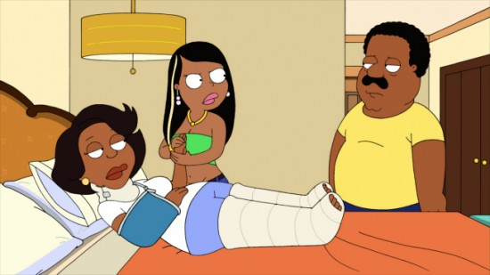 "THE CLEVELAND SHOW ""Beer Walk"""