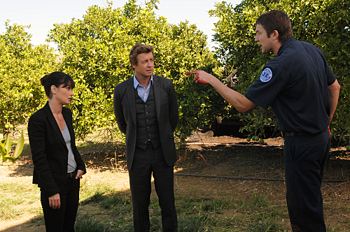 """THE MENTALIST """"Red Moon"""""""