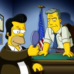 """THE SIMPSONS """"Donnie Fatso"""""""