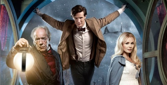 Doctor Who Christmas Special 2010 Poster