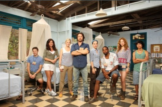 Off The Map (ABC) cast