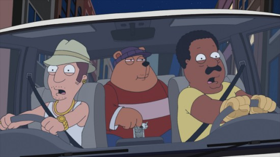 THE CLEVELAND SHOW How Do You Solve a Problem Like Roberta?