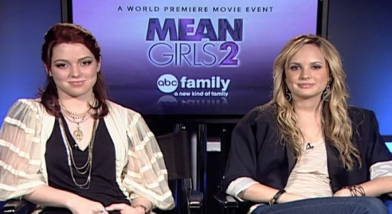 Jennifer Stone and Meaghan Martin Mean Girls 2 Interview