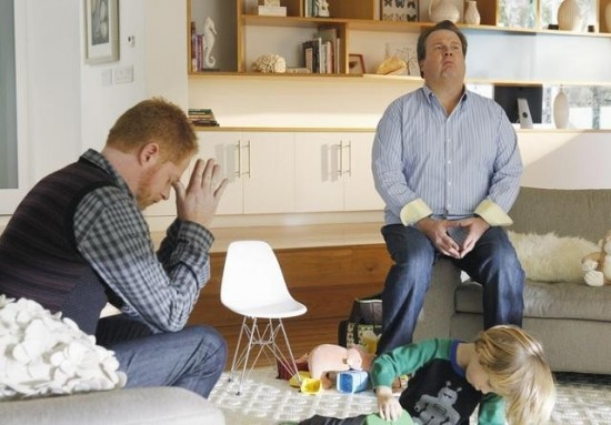 MODERN FAMILY Caught in the Act