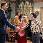 The Big Bang Theory 'The Love Car Displacement'