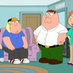 FAMILY GUY The Hand That Rocks the Wheelchair