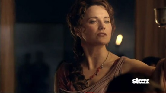 "SPARTACUS: GODS OF THE ARENA ""Beneath The Mask"" Episode 4"