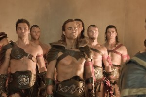 """SPARTACUS: GODS OF THE ARENA """"The Bitter End"""" Episode 6"""