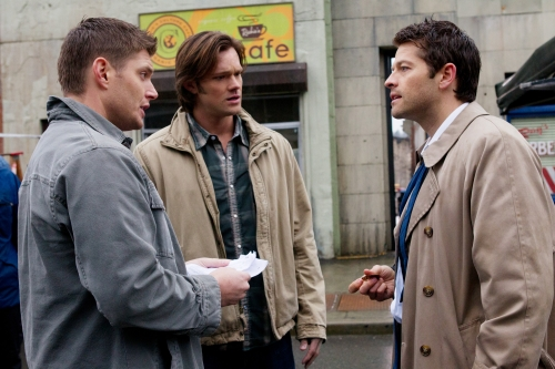 SUPERNATURAL (CW) The French Mistake
