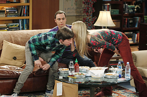 THE BIG BANG THEORY (CBS) The Prestidigitation Approximation
